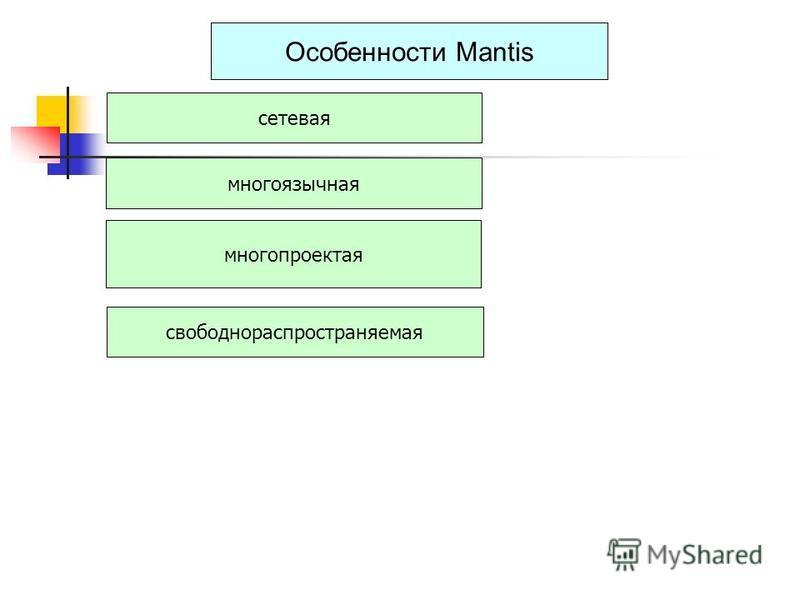 многоязычная много проекта я сетевая свободно распространяемая Особенности Mantis