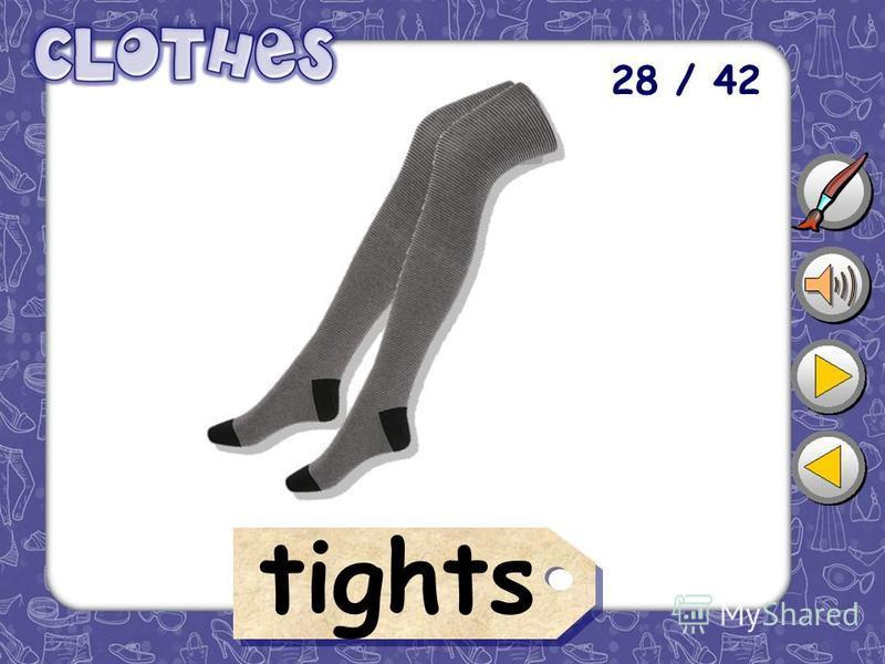 27 / 42 socks