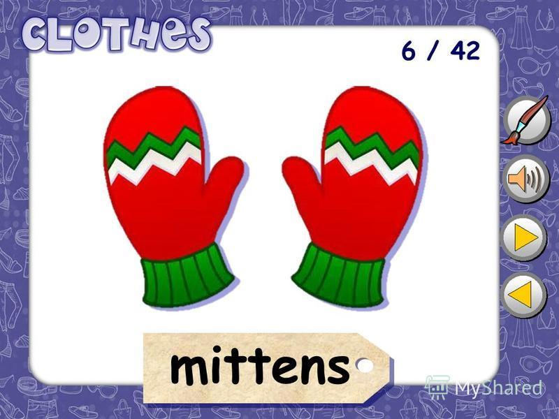 5 / 42 gloves