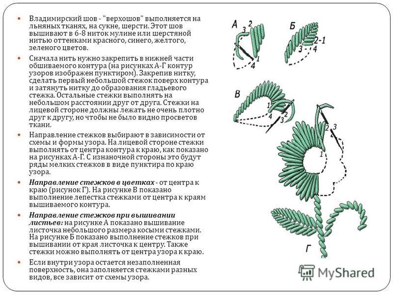 Владимирский шов -