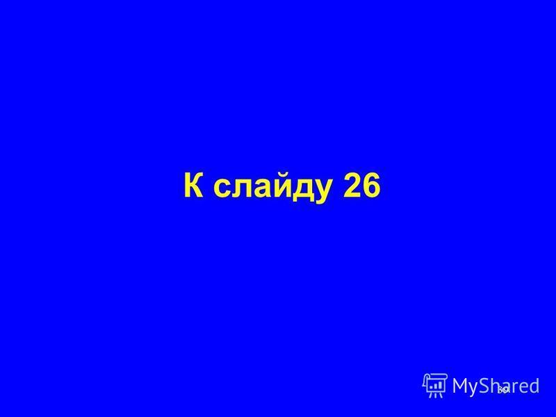 39 К слайду 26