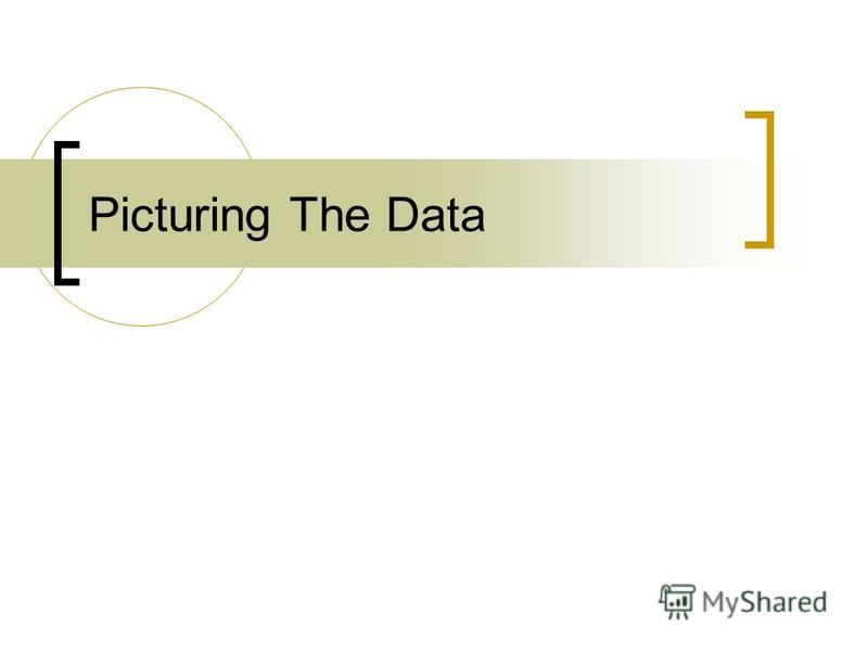 Picturing The Data