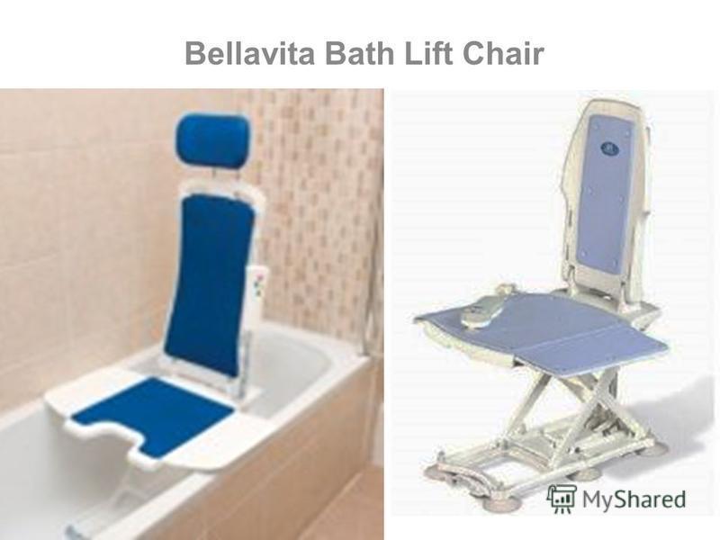 Bellavita Bath Lift Chair