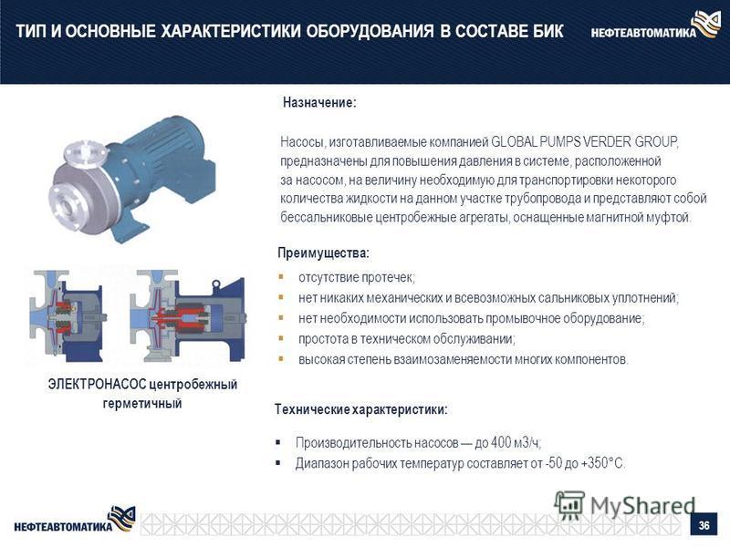 ЭЛЕКТРОНАСОС центробежный герметичный отсутствие протечек; нет никаких механических и всевозможных сальниковых уплотнений; нет необходимости использовать промывочное оборудование; простота в техническом обслуживании; высокая степень взаимозаменяемост