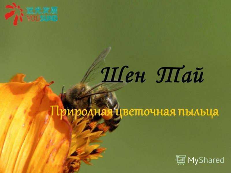 Шен Тай Природная цветочная пыльца