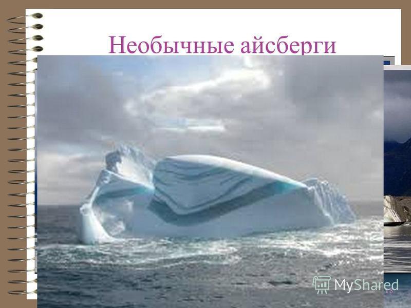 Необычные айсберги 18