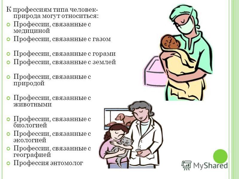 женщины-Овна профессии связанные с медицинной пояснили, что