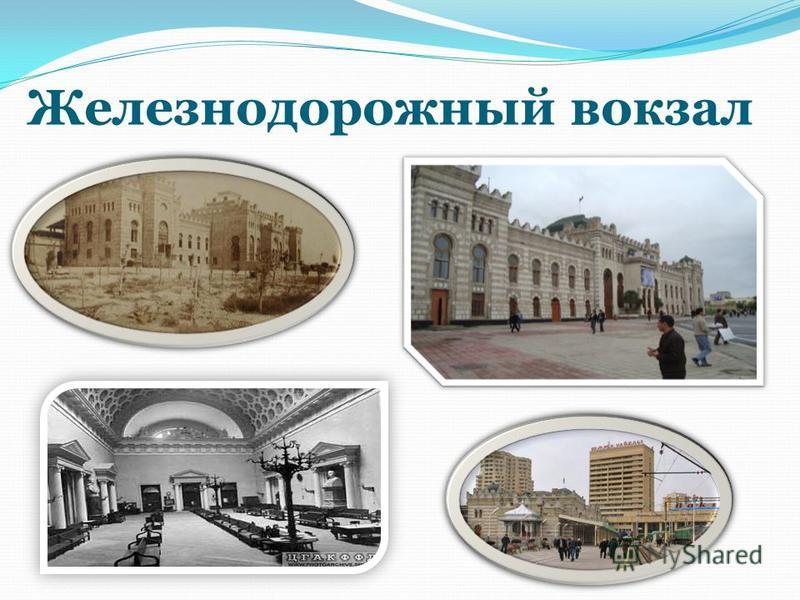 В оздушные линии -Баку