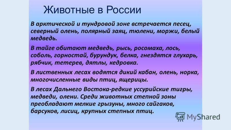 В составе флоры России насчитывается около 24 700 видов растений, из которых около 11 400 видов сосудистые, 1137 мохообразные, 9000 водоросли, 3000 лишайники и 159 папоротники. Наиболее богаты видами растений Кавказ (6000) и Дальний Восток (19002000)
