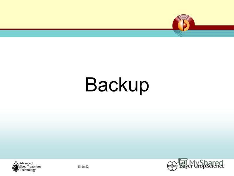 Slide 82 Backup