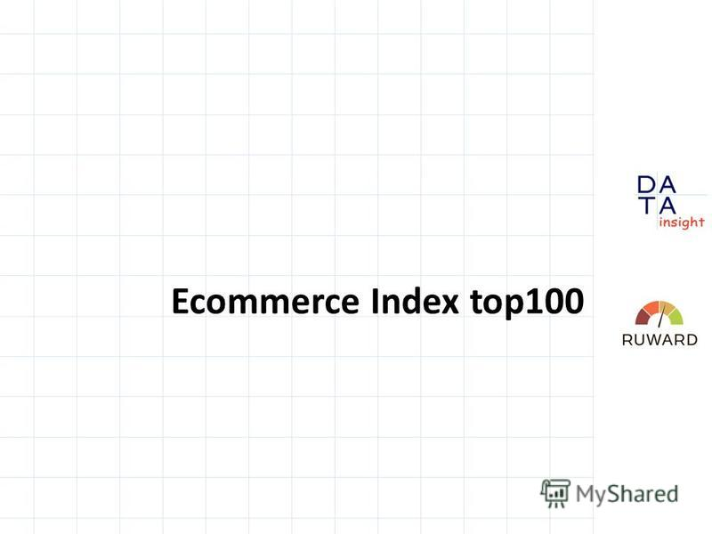 Ecommerce Index top100