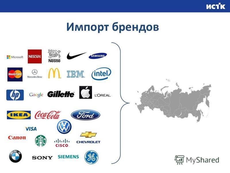 Импорт брендов
