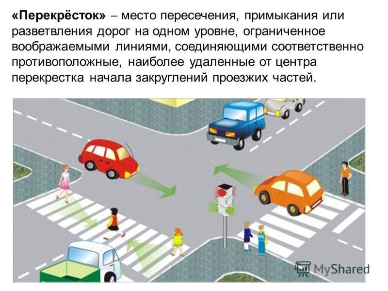 «Дорога» обустроенная или приспособленная и используемая для движения транспортных средств полоса земли либо поверхность искусственного сооружения. Дорога включает в себя одну или несколько проезжих частей, а также трамвайные пути, тротуары, обочины