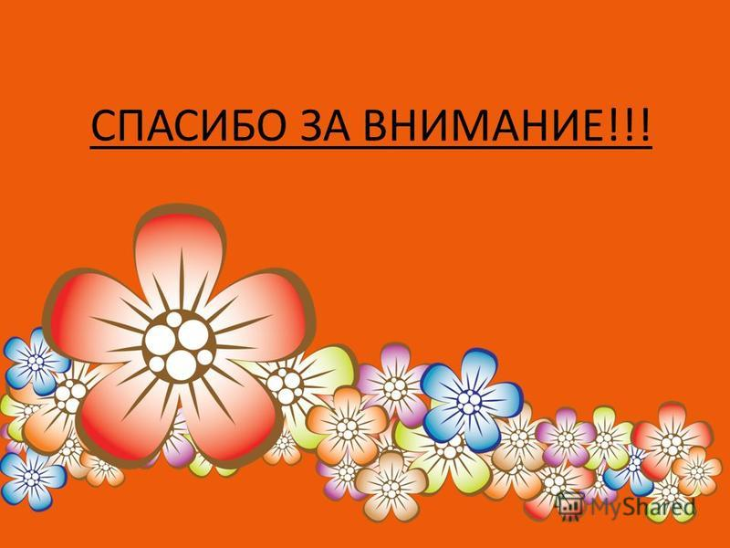 СПАСИБО ЗА ВНИМАНИЕ!!!.