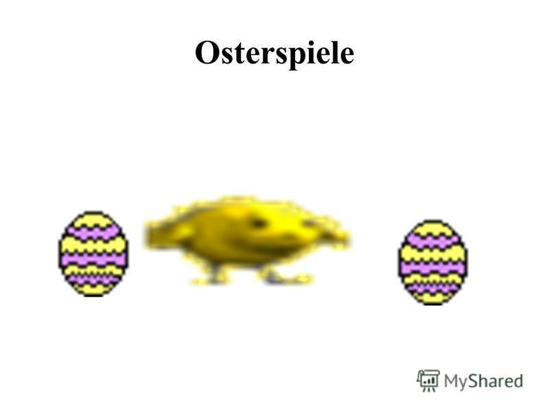 Osterspiele