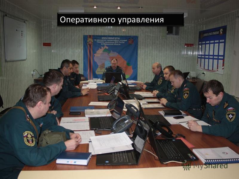 Оперативного управления