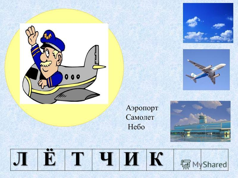 Аэропорт Самолет Небо Л Ё Т Ч И К ?