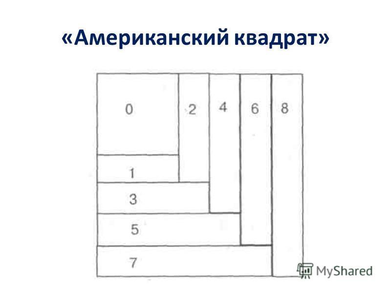 «Американский квадрат»
