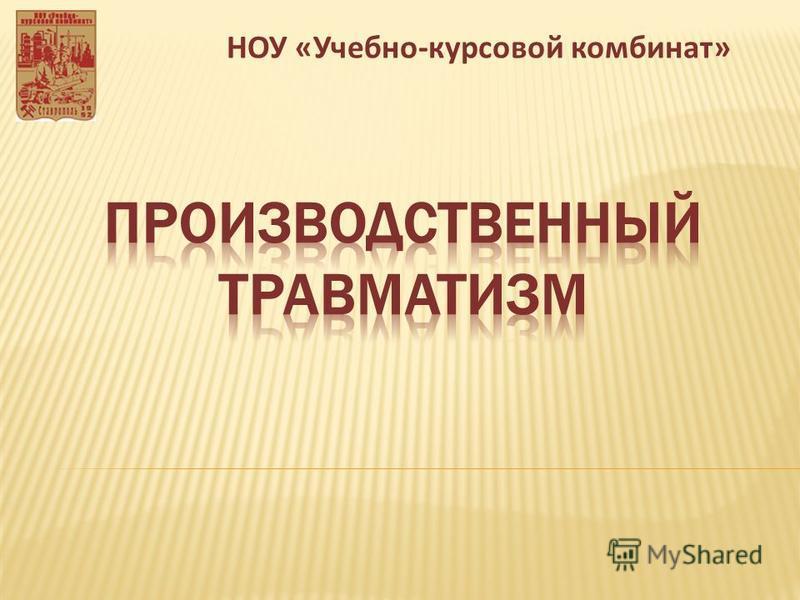 НОУ «Учебно-курсовой комбинат»