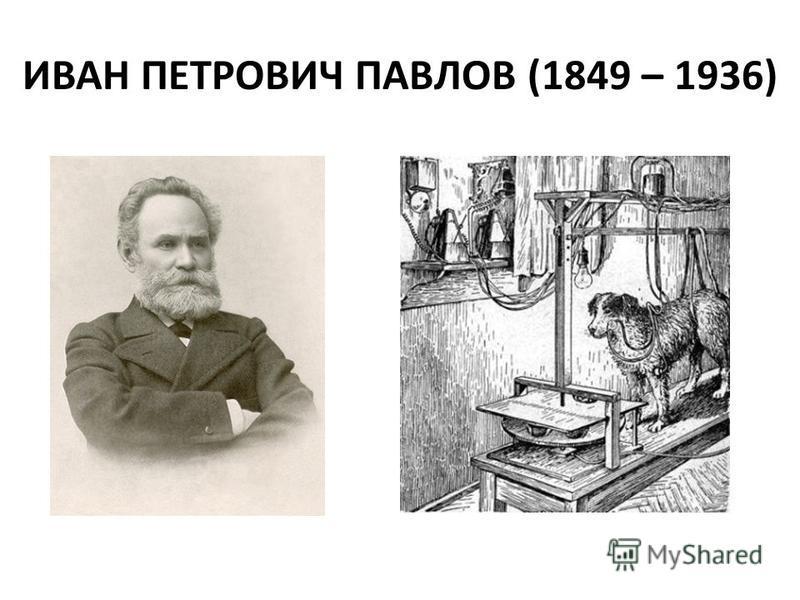 ИВАН ПЕТРОВИЧ ПАВЛОВ (1849 – 1936)