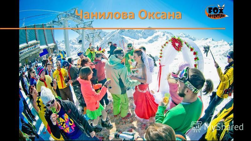 Чанилова Оксана