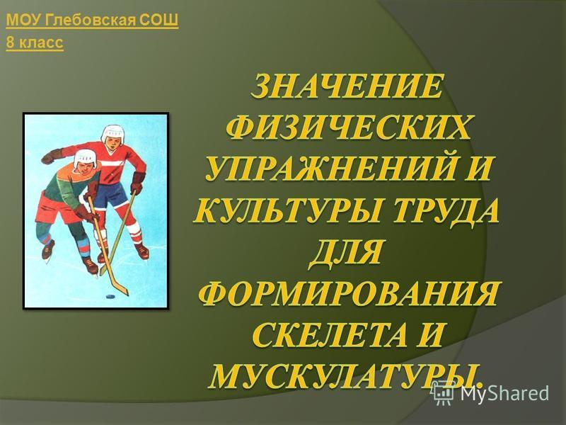 МОУ Глебовская СОШ 8 класс