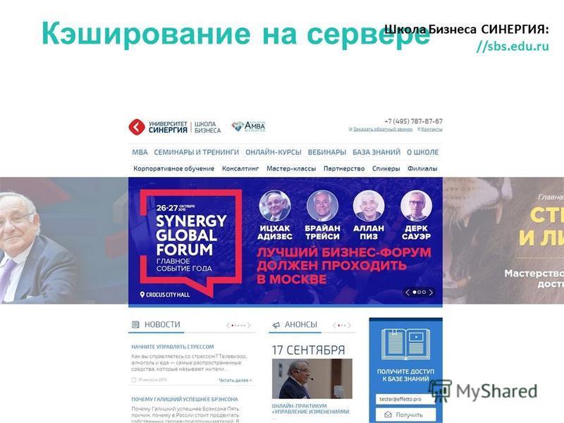 Школа Бизнеса СИНЕРГИЯ: //sbs.edu.ru