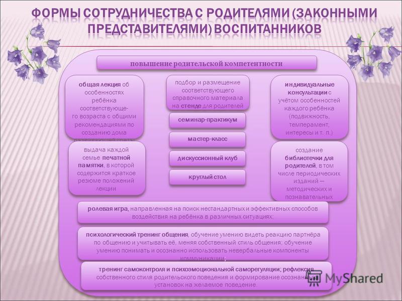 повышение родительской компетентности общая лекция об особенностях ребёнка соответствующе- го возраста с общими рекомендациями по созданию дома развивающей среды общая лекция об особенностях ребёнка соответствующе- го возраста с общими рекомендациями