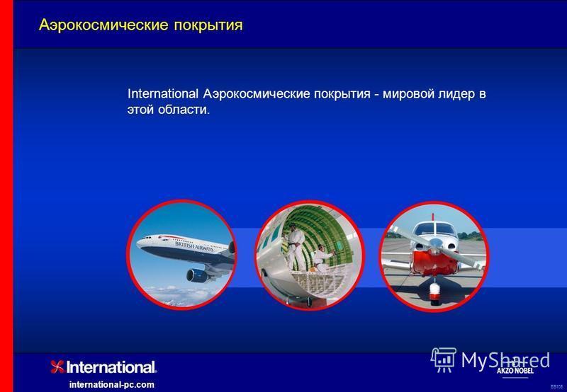 EB105 international-pc.com Аэрокосмические покрытия International Аэрокосмические покрытия - мировой лидер в этой области.