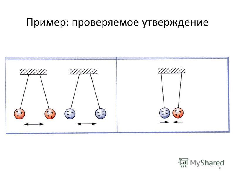 Пример: проверяемое утверждение 6