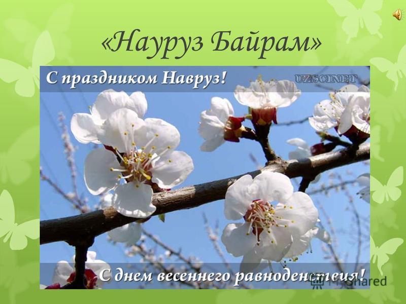 «Науруз Байрам»