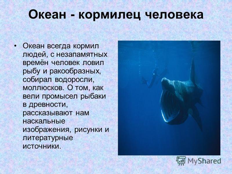 Что такое Мировой океан Русский географ и океанограф Юрий Михайлович Шокальский назвал всю непрерывную оболочку Земли - Мировым океаном. Это современное определение. Но кроме того, что когда- то все материки поднялись из воды, в ту географическую эпо