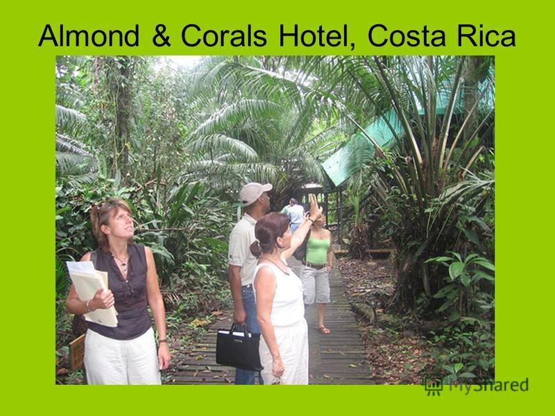 Almond & Corals Hotel, Costa Rica