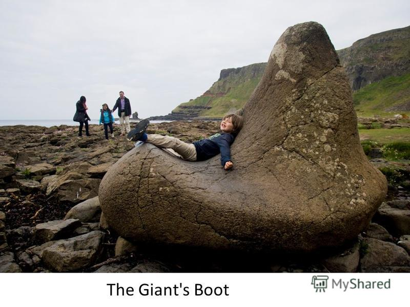 The Giant's Boot