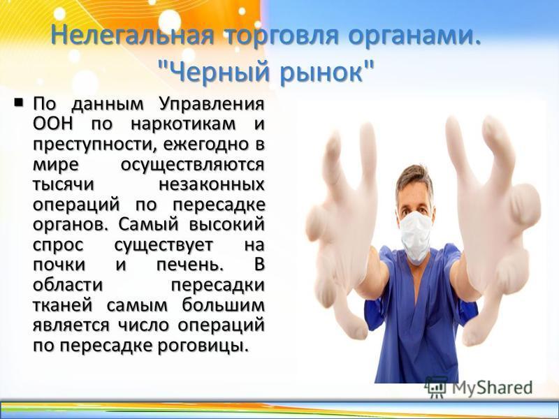 http://linda6035.ucoz.ru/ Нелегальная торговля органами.