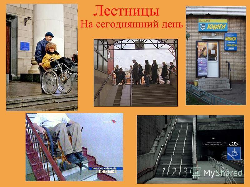 Лестницы На сегодняшний день