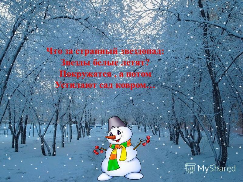 *Дни становятся короче, а ночи – длиннее. *Выпадает снег. *Становится очень холодно. *Люди надевают тёплую одежду. *На деревьях нет листвы. *На окнах красивые узоры. *С крыш свисают сосульки. Приметы зимы