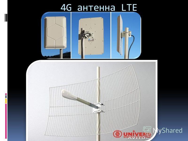 4G антенна LTE