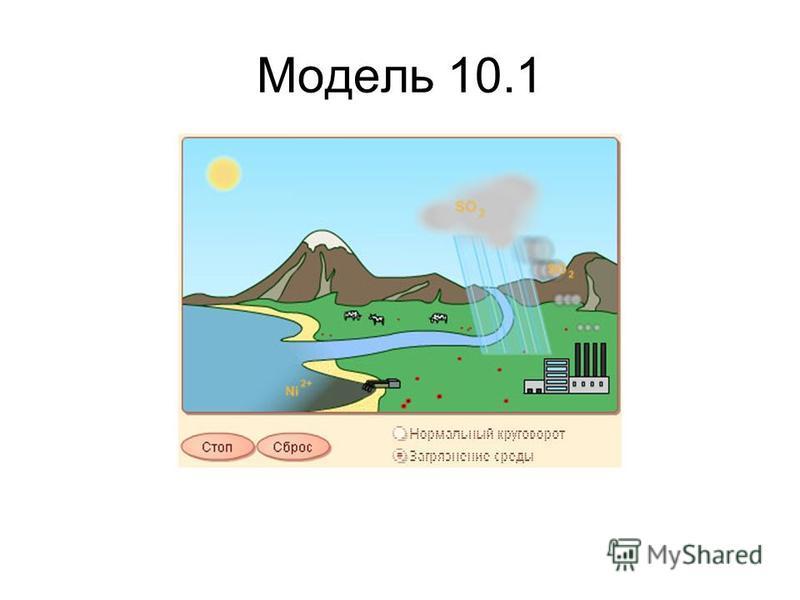 Модель 10.1