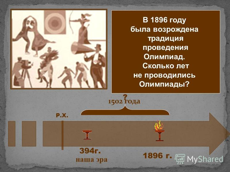 1. КОГДА СОСТОЯЛИСЬ 1 ОЛИМПИЙСКИЕ ИГРЫ ДРЕВНОСТИ? Б). в 789 г. до н. э. В). в 896 г. до н. э. 2. КАКОМУ БОГУ ПОСВЯЩАЛИСЬ ОЛИМПИЙСКИЕ ИГРЫ В ДРЕВНОСТИ? А). ПОСЕЙДОН В). АИД 3. СКОЛЬКО ВСЕГО ДНЕЙ ДЛИЛИСЬ ОЛИМПИЙСКИЕ ИГРЫ? А). 3 дня Б). 4 дня 4. СКОЛЬКО