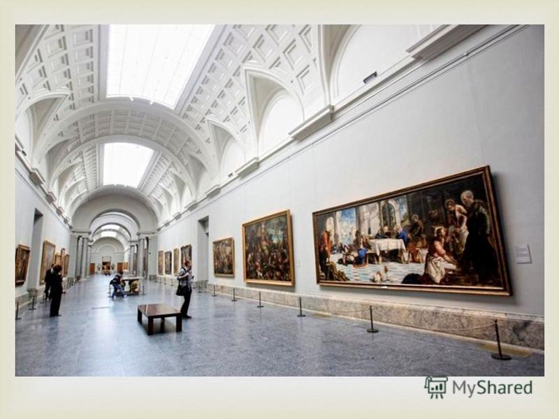 Его первая коллекция состояла из 311 картин королевского собрания, начало которому положил Карл Пятый. Постепенно фонды музея росли за счет королевских приобретений, конфискаций собственности монастырей, подлежащих закрытию, частных даров. Когда в 18