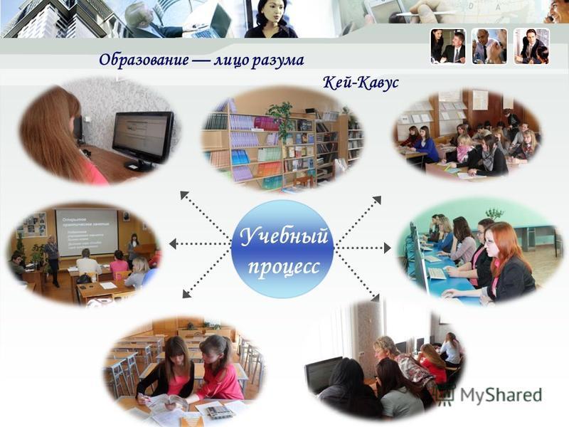 Образование лицо разума Кей-Кавус Учебный процесс