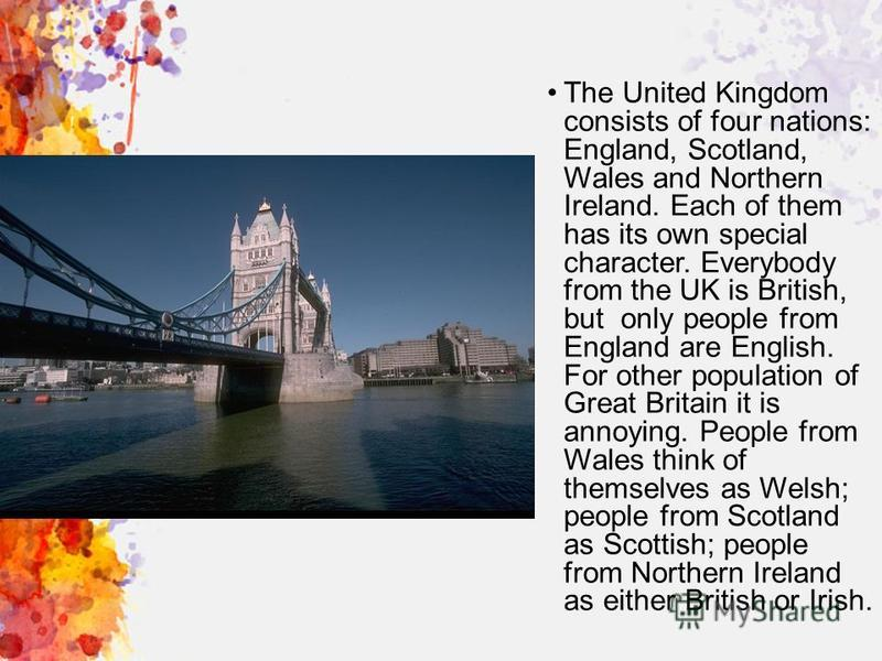 British people and facts about the majority of British people Kuatbay Nurseit