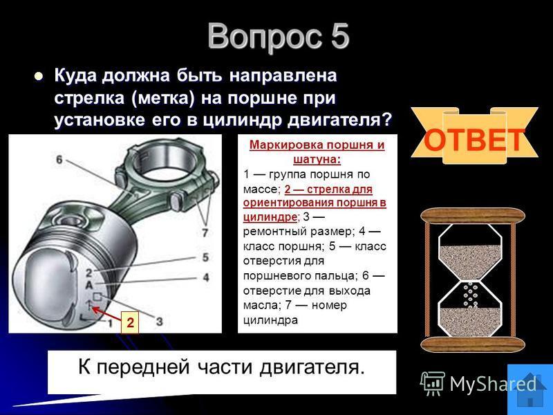 Вопрос 4 Что такое термосифонная система охлаждения? Где она применяется? ОТВЕТ Это система, в которой вода циркулирует под воздействием разности температур. Применяется при работе пускового двигателя, до начала проворачивания коленчатого вала основн