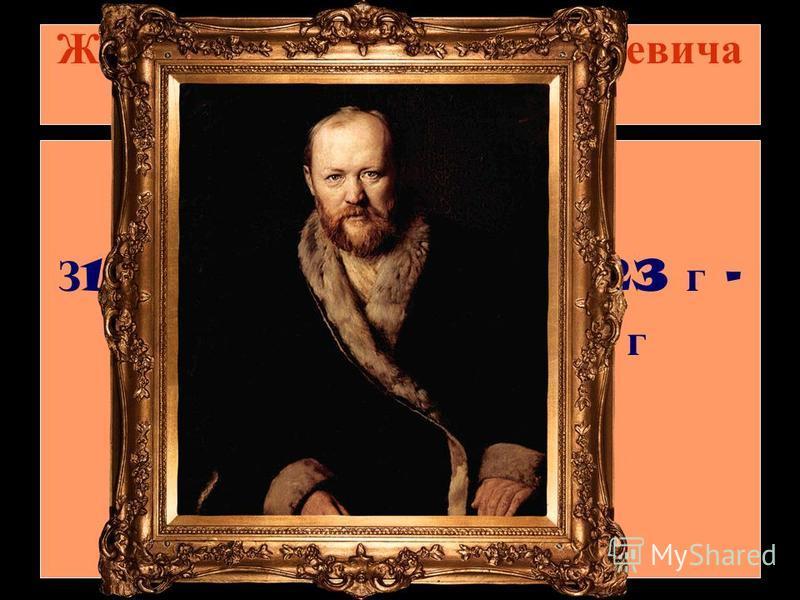 Жизнь Александра Николаевича Островского З 1 марта (12 апреля ) 1823 г – 2 (14 июня ) 1886 г