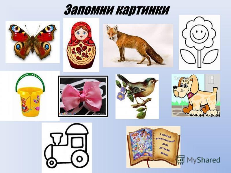 Запомни картинки