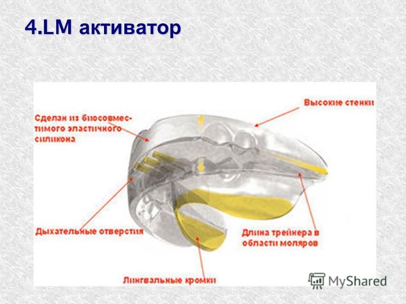 4. LM активатор
