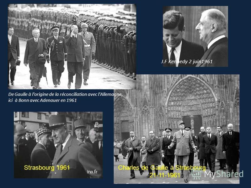 Portrait officiel de Président de Gaulle 1958-1969 Charles de Gaulle 16-09-1959 De Gaulle et René Cassin., octobre 1959 R. Cassin qui rédigea les accords Churchill-De Gaulle définissant les relations de la France Libre et de lAngleterre.