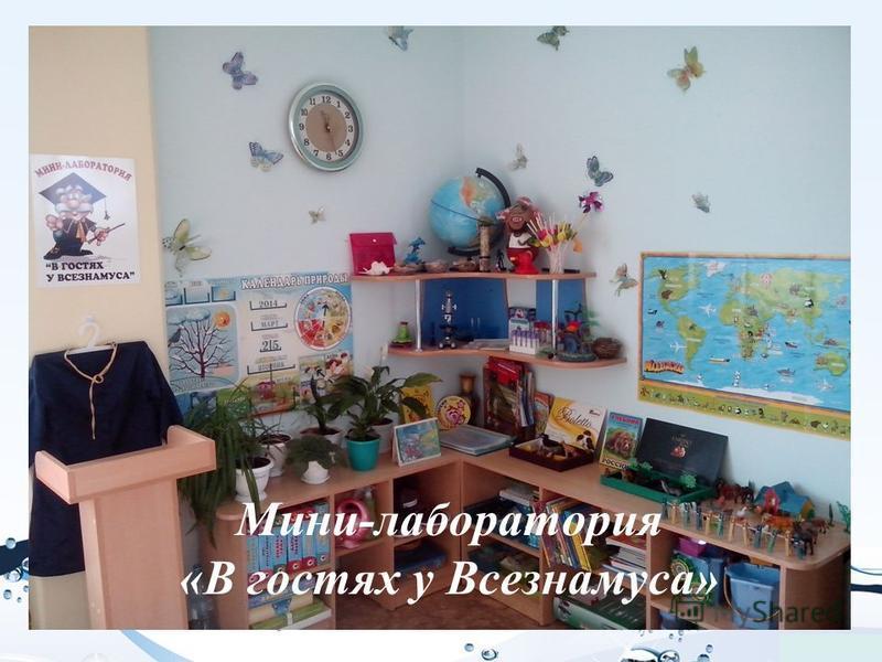 Мини-лаборатория «В гостях у Всезнамуса»