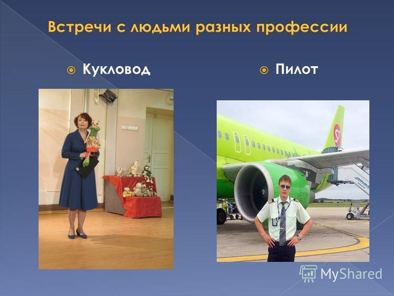 Кукловод Пилот